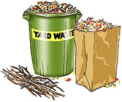 Yard waste information for Ashton IL